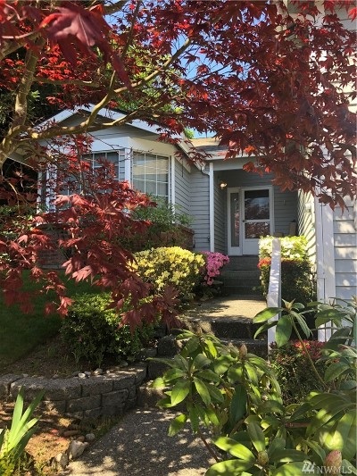 Woodinville Single Family Home For Sale: 14521 134th Ave NE