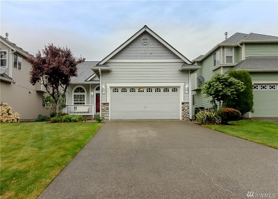 Puyallup Single Family Home For Sale: 9417 188th St E