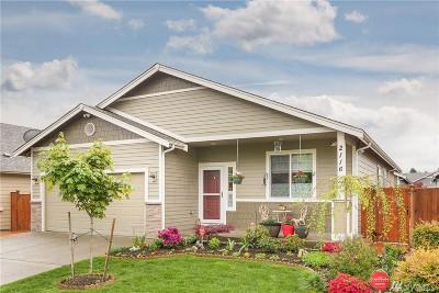 Tacoma Single Family Home For Sale: 2116 143rd St Ct E