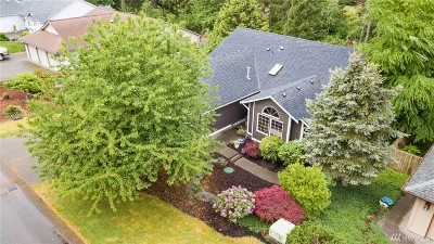 Lacey Single Family Home For Sale: 3631 Arbor Dr SE