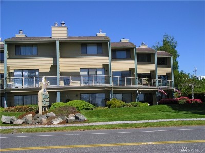 Blaine Condo/Townhouse For Sale: 8026 Birch Bay Dr #237