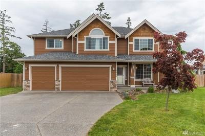 Oak Harbor Single Family Home Sold: 1020 Lyle Ridge Circle