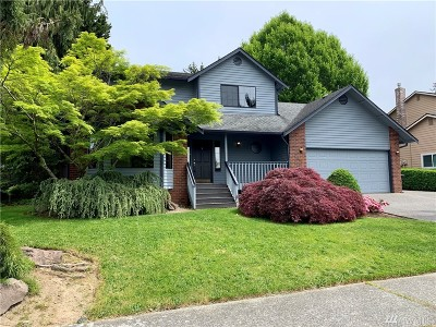 Marysville Single Family Home Contingent: 7305 72nd Ave NE