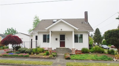 Single Family Home For Sale: 6102 S J St