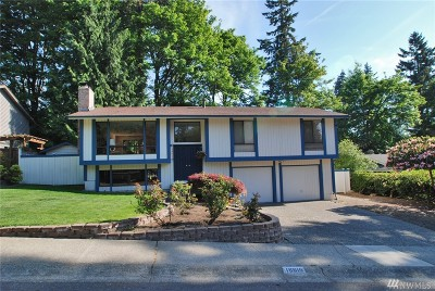 Redmond Single Family Home For Sale: 16619 NE 108th Place