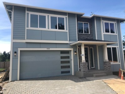 Lynnwood Single Family Home Contingent: 4002 177th Place SW