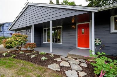 Shoreline Single Family Home For Sale: 1223 N 173rd St