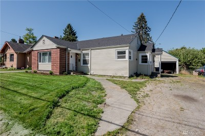 Skagit County Single Family Home For Sale: 1615 Douglas St