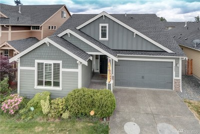 Yelm Single Family Home For Sale: 9883 Dotson St E