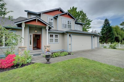 Brier Single Family Home For Sale: 2640 232nd St SW