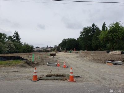 Pierce County Residential Lots & Land For Sale: 1620 E Columbia