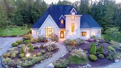 Redmond Single Family Home For Sale: 26529 NE 15th St