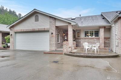 Centralia Single Family Home For Sale: 119 S Baker St