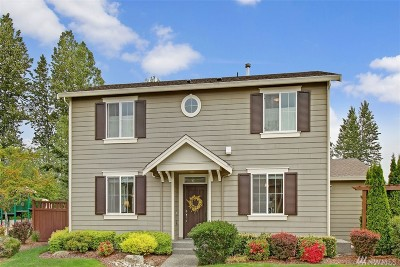 Bothell Single Family Home For Sale: 3605 182nd St SE