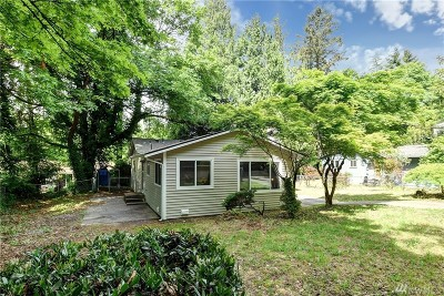 Des Moines Single Family Home For Sale: 1612 S 252nd St