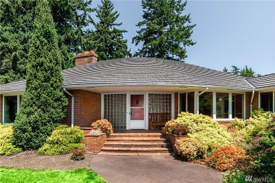 Seattle Single Family Home For Sale: 12002 4th Ave NW