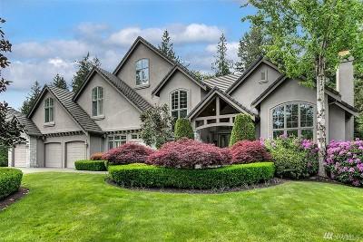 Redmond Single Family Home For Sale: 20331 NE 61st Ct