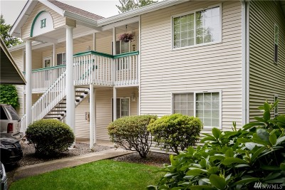 Federal Way Condo/Townhouse For Sale: 1830 S 336th St #H202