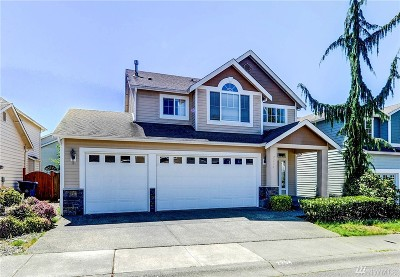 Lynnwood Single Family Home For Sale: 2204 145 Place SW