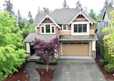Snoqualmie Single Family Home For Sale: 34307 SE Elm St