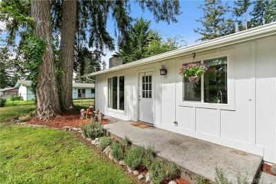 Covington Single Family Home For Sale: 26605 175th Ave SE