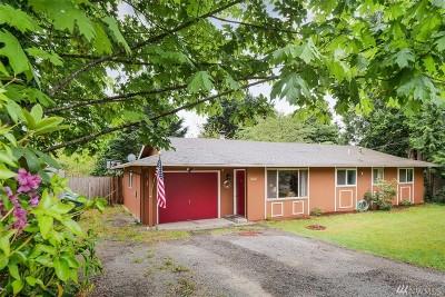 Covington Single Family Home For Sale: 16217 SE 263rd Place