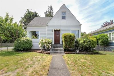Auburn Single Family Home For Sale: 129 K St SE