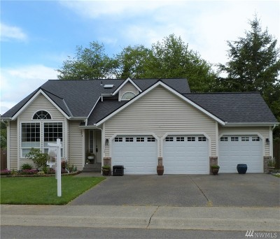 Port Orchard Single Family Home Pending: 1150 Landover Place