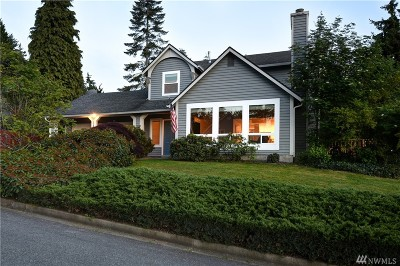 Newcastle Single Family Home For Sale: 11301 SE 77th Place