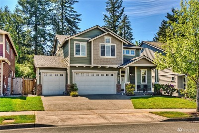 Olympia Single Family Home For Sale: 8839 29th Wy SE