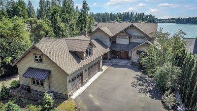 Thurston County Single Family Home For Sale: 6615 Shady Lane SE