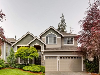Lynnwood Single Family Home For Sale: 111 148th Place SW