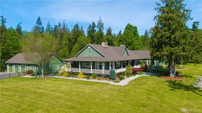 Camano Island Single Family Home For Sale: 1944 Journeys End Lane