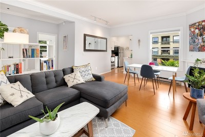 Condo/Townhouse Sold: 1733 15th Ave #205