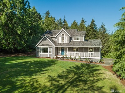 Gig Harbor Single Family Home For Sale: 4618 83rd Ave NW