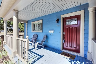 Single Family Home For Sale: 721 N L St