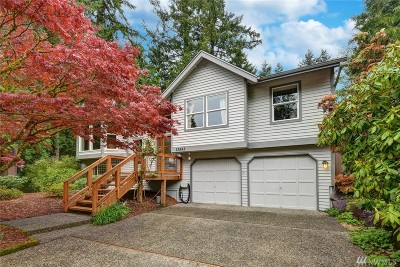 Redmond Single Family Home For Sale: 13845 173rd Ave NE