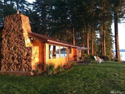 Olympia Single Family Home For Sale: 9125 Baird Rd NE