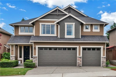 Bothell Single Family Home For Sale: 26 212th St SW