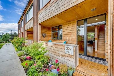 Bainbridge Island Condo/Townhouse Pending: 227 Wills Lane NW