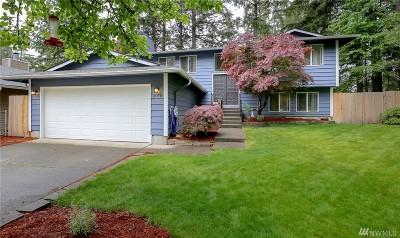 Covington Single Family Home For Sale: 18918 SE 265th St