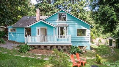 King County Single Family Home For Sale: 20318 81st Ave SW