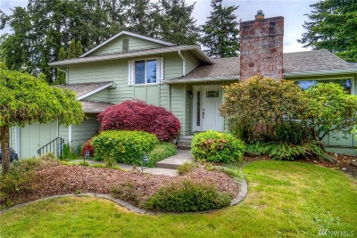 Tacoma Single Family Home For Sale: 1301 Bel Air Rd