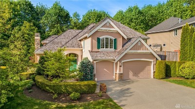 Sammamish Single Family Home For Sale: 19646 NE 44th Place