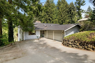 Single Family Home For Sale: 13400 SE 337th St