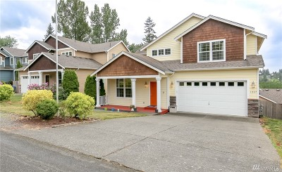 Milton Single Family Home For Sale: 1207 10th Ave