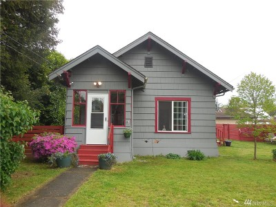 Sedro Woolley Single Family Home For Sale: 833 Ferry St