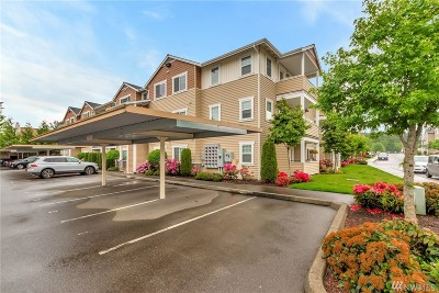 Puyallup Condo/Townhouse For Sale: 13421 97th Ave E #305