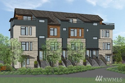 Issaquah Condo/Townhouse For Sale: 943 7th (Unit 17.1) Ave NE