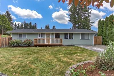 Everett Single Family Home For Sale: 11119 30th Dr SE